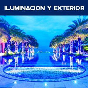 Iluminación y Exterior