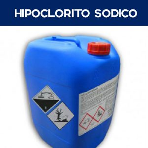 Hipoclorito Sodico